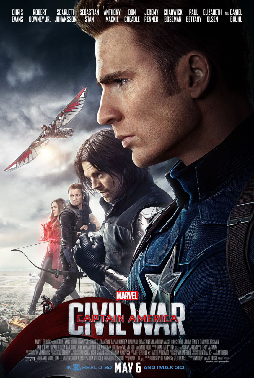 Captain America: Civil War Photo 39 - Large