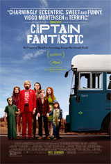 Captain Fantastic Movie Poster Movie Poster