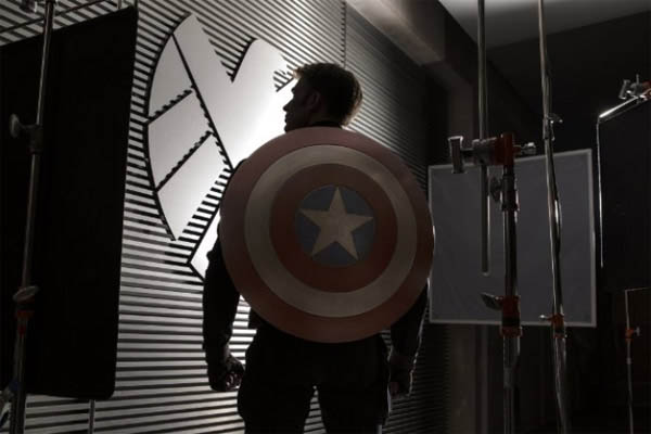 Captain America: The Winter Soldier Photo 1 - Large