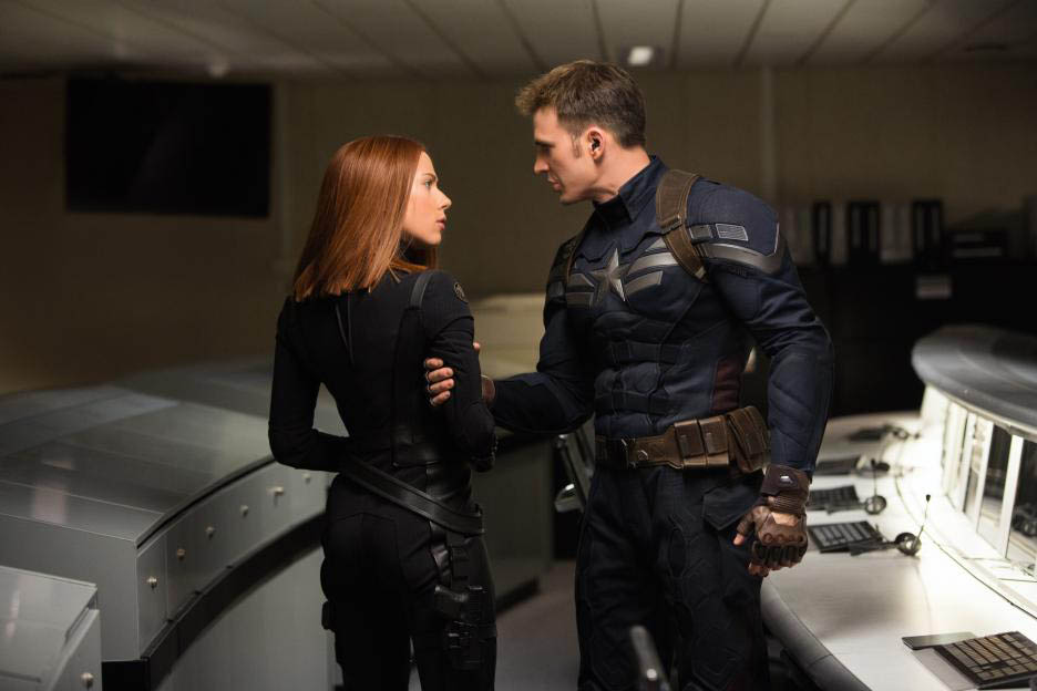 Captain America: The Winter Soldier Photo 17 - Large