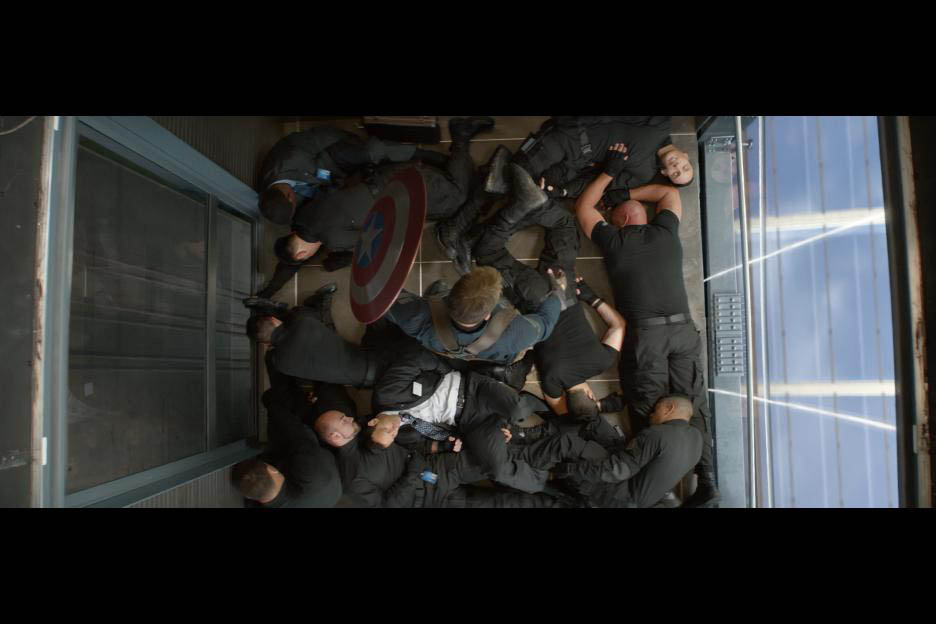 Captain America: The Winter Soldier Photo 7 - Large