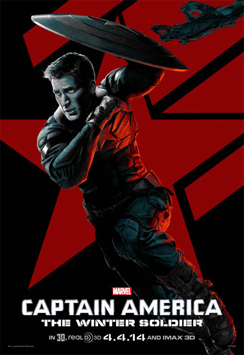 Captain America: The Winter Soldier Photo 21 - Large