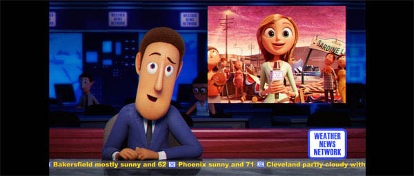 Cloudy with a Chance of Meatballs Photo 14 - Large