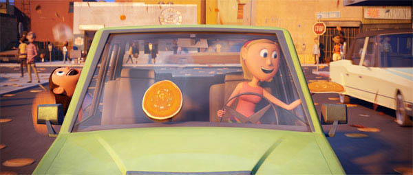 Cloudy with a Chance of Meatballs Photo 15 - Large