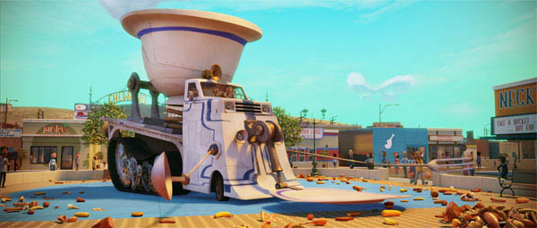 Cloudy with a Chance of Meatballs Photo 26 - Large