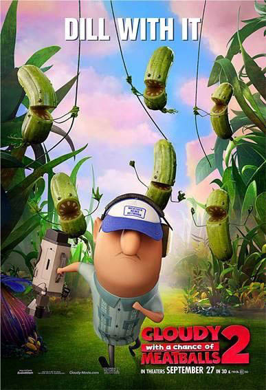 Cloudy with a Chance of Meatballs 2 Photo 4 - Large