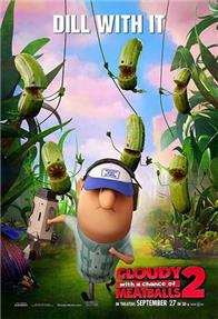 Cloudy with a Chance of Meatballs 2 Photo 4
