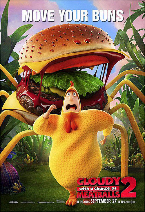 Cloudy with a Chance of Meatballs 2 Photo 7 - Large
