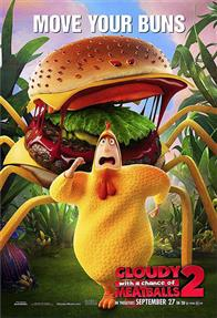 Cloudy with a Chance of Meatballs 2 Photo 7