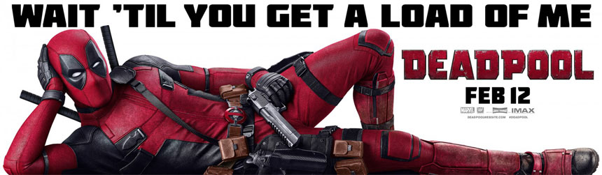 Deadpool Photo 1 - Large