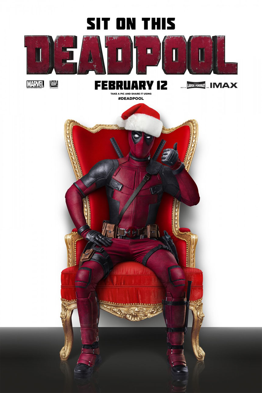 Deadpool Photo 24 - Large