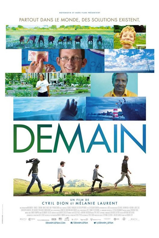 Demain Large Poster