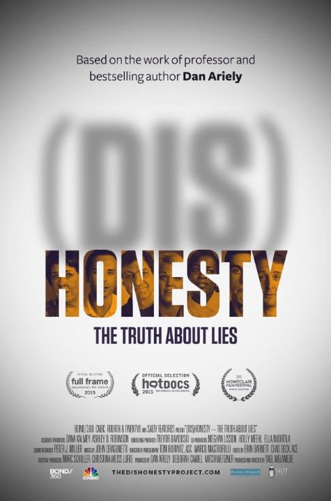 (Dis)Honesty: The Truth About Lies Large Poster