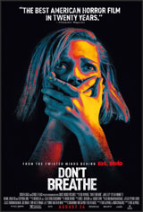 Don't Breathe Movie Poster Movie Poster