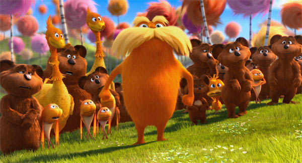 Dr. Seuss' The Lorax Photo 18 - Large