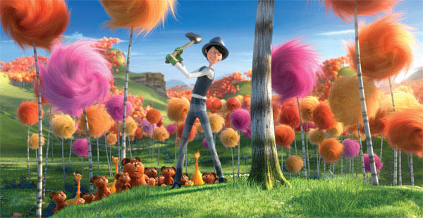 Dr. Seuss' The Lorax Photo 3 - Large