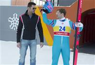 Eddie the Eagle Photo 7