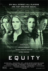 Equity Movie Poster