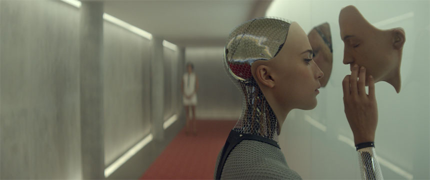 Ex Machina Photo 2 - Large