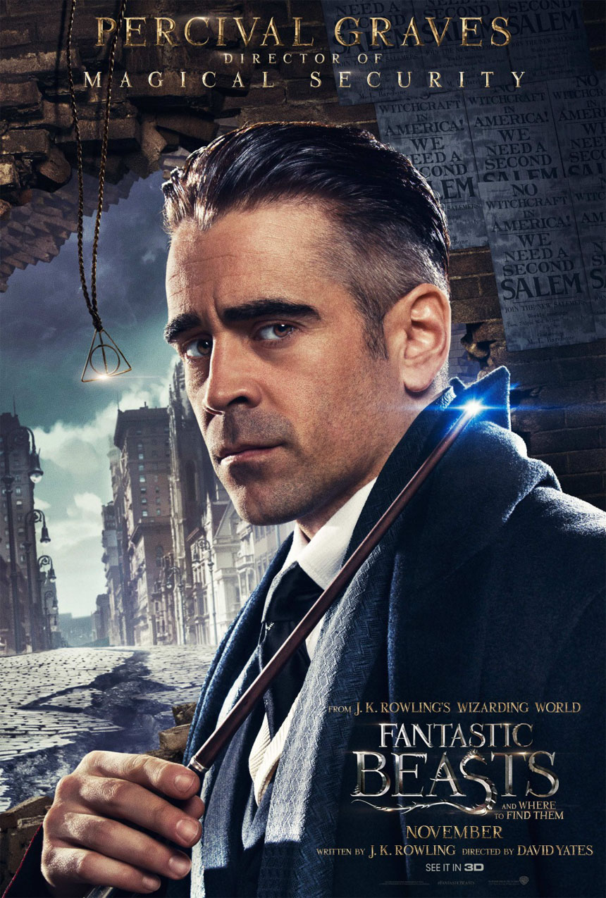 Fantastic Beasts and Where to Find Them Photo 10 - Large