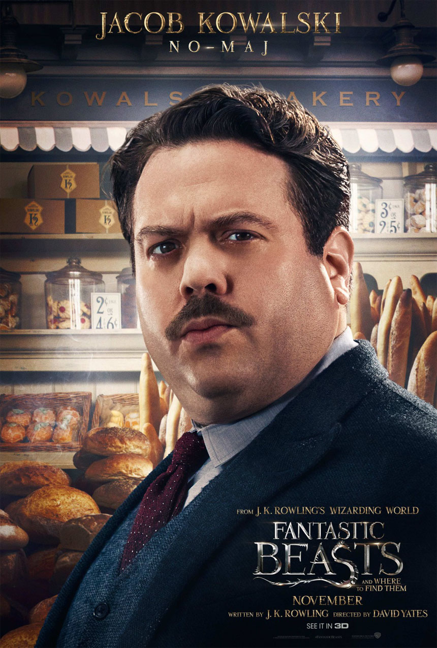 Fantastic Beasts and Where to Find Them Photo 11 - Large