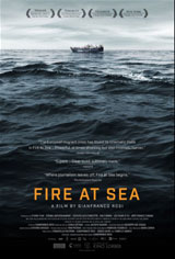Fire at Sea Movie Poster