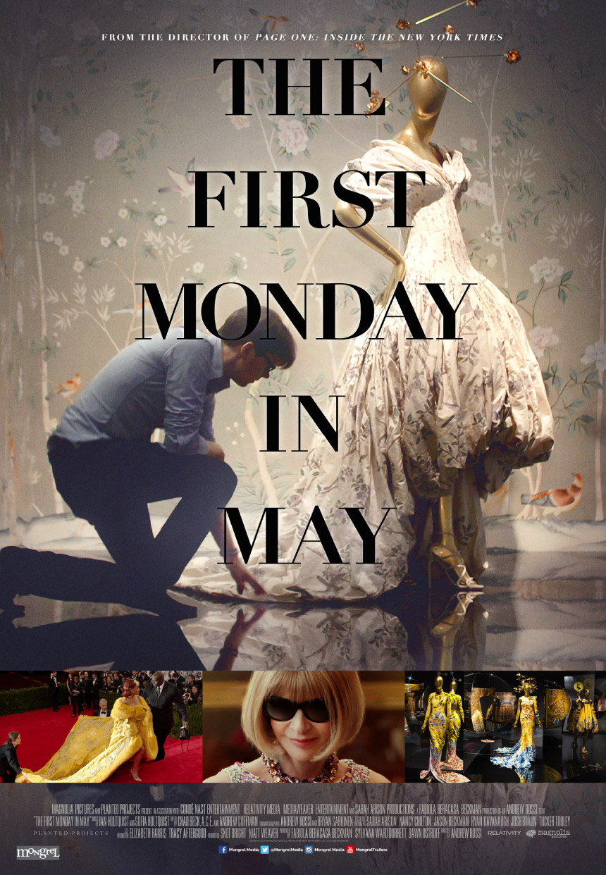 The First Monday in May Large Poster