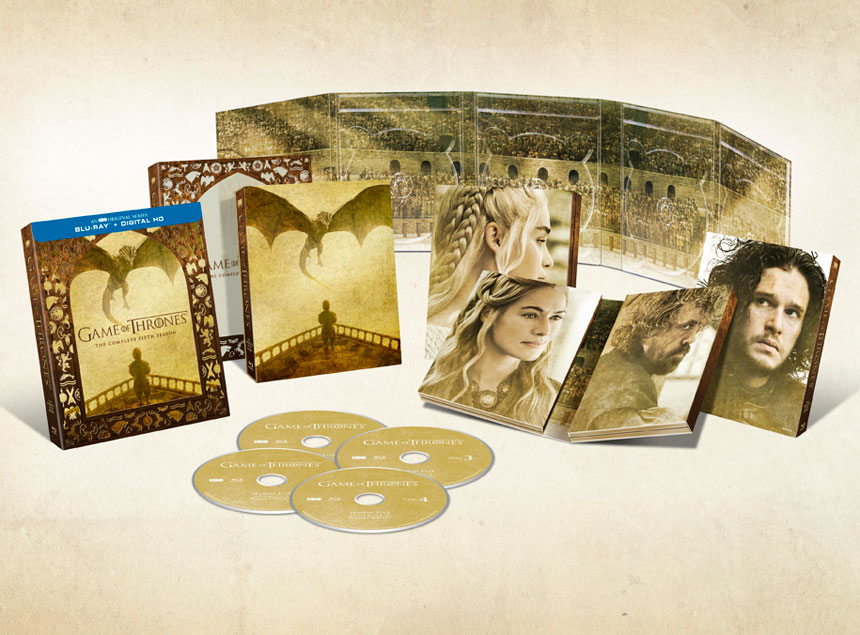 Game of Thrones: The Complete Fifth Season Photo 5 - Large