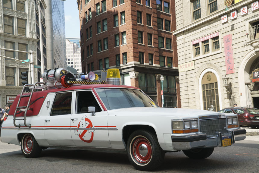 Ghostbusters Photo 9 - Large