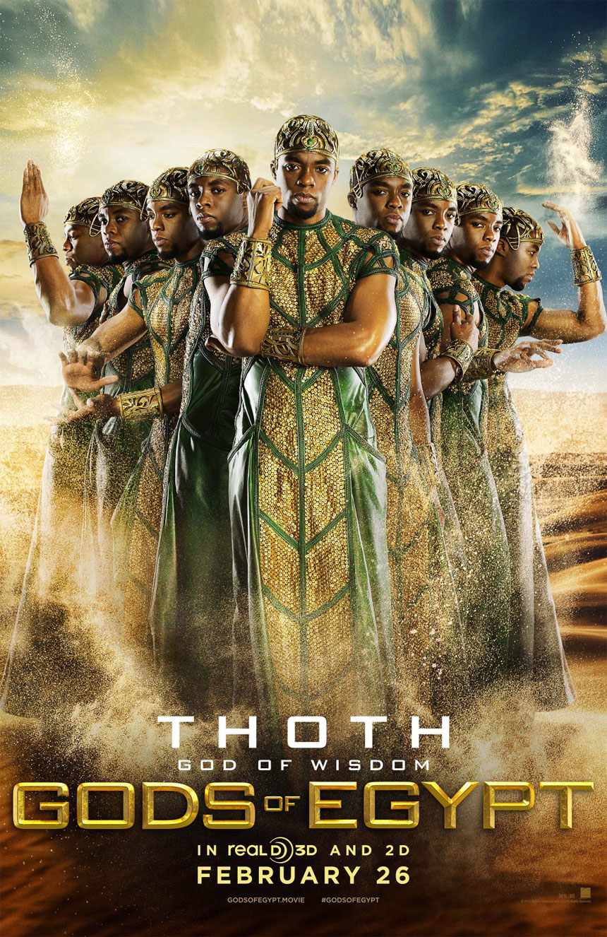 Gods of Egypt Photo 16 - Large