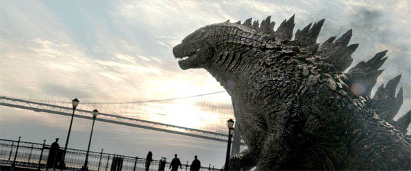 Godzilla Photo 3 - Large