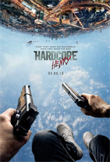 Hardcore Henry Movie Poster Movie Poster