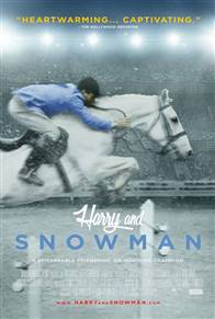 Harry and Snowman Photo 5