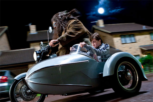 Harry Potter and the Deathly Hallows: Part 1 Photo 46 - Large