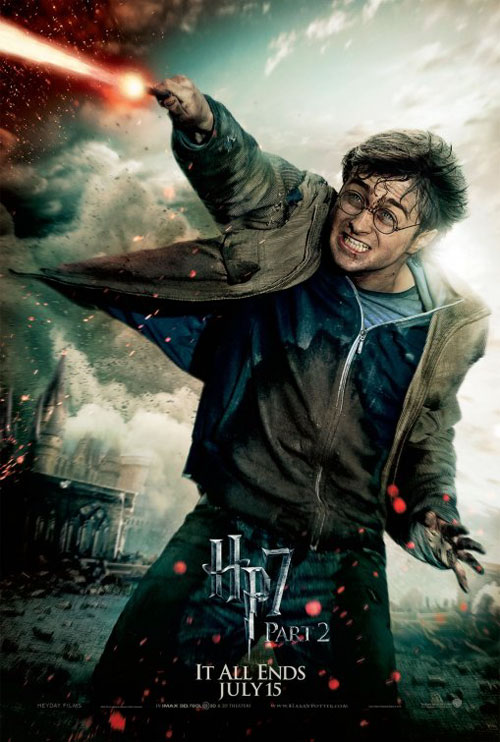 Harry Potter and the Deathly Hallows: Part 2 Photo 81 - Large