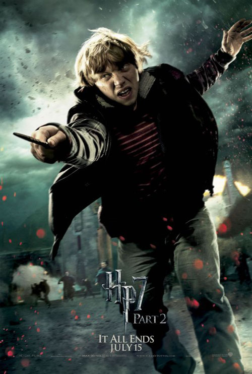 Harry Potter and the Deathly Hallows: Part 2 Photo 83 - Large