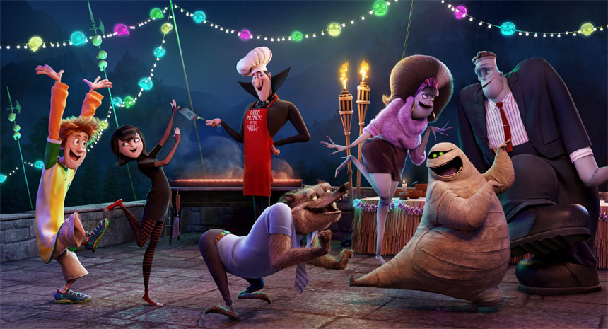 Hotel Transylvania 2 Photo 2 - Large