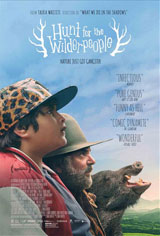 Hunt for the Wilderpeople Movie Poster