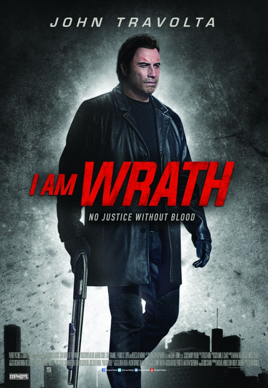 I Am Wrath Large Poster