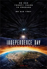 Independence Day: Resurgence Movie Poster Movie Poster