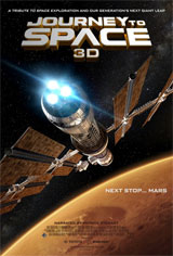 Journey to Space 3D Movie Poster