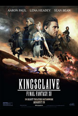 Kingsglaive: Final Fantasy XV Movie Poster Movie Poster