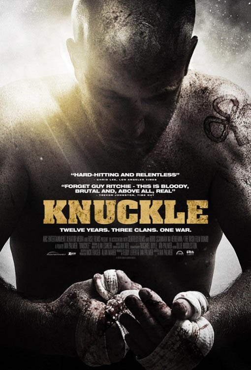 Knuckle Large Poster