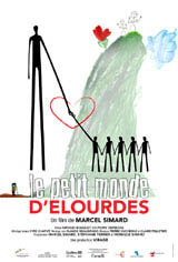 Le petit monde d'Élourdes Movie Poster