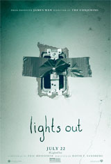 Lights Out Movie Poster Movie Poster