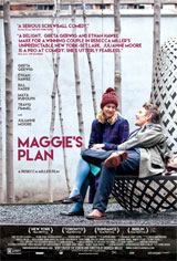 Maggie's Plan Movie Poster Movie Poster