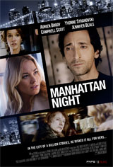 Manhattan Night Movie Poster Movie Poster