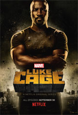 Marvel's Luke Cage (Netflix) Movie Poster Movie Poster