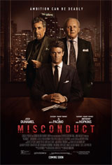 Misconduct Movie Poster