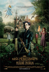 Miss Peregrine's Home for Peculiar Children Movie Poster Movie Poster